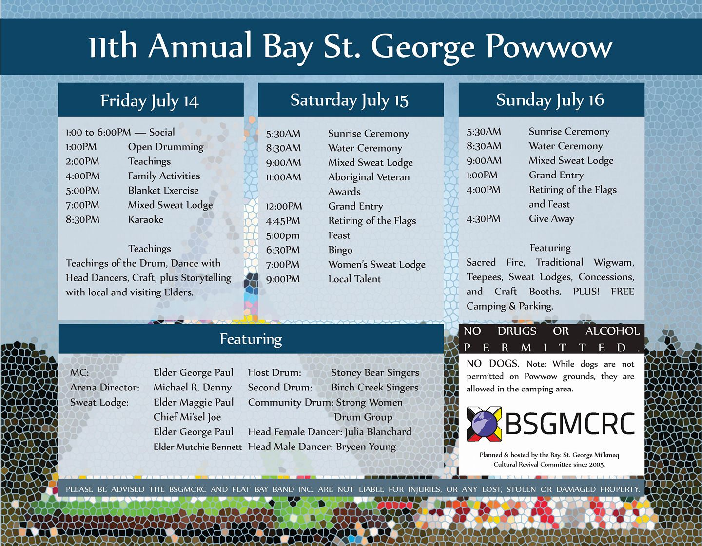 Bay St George Powwow