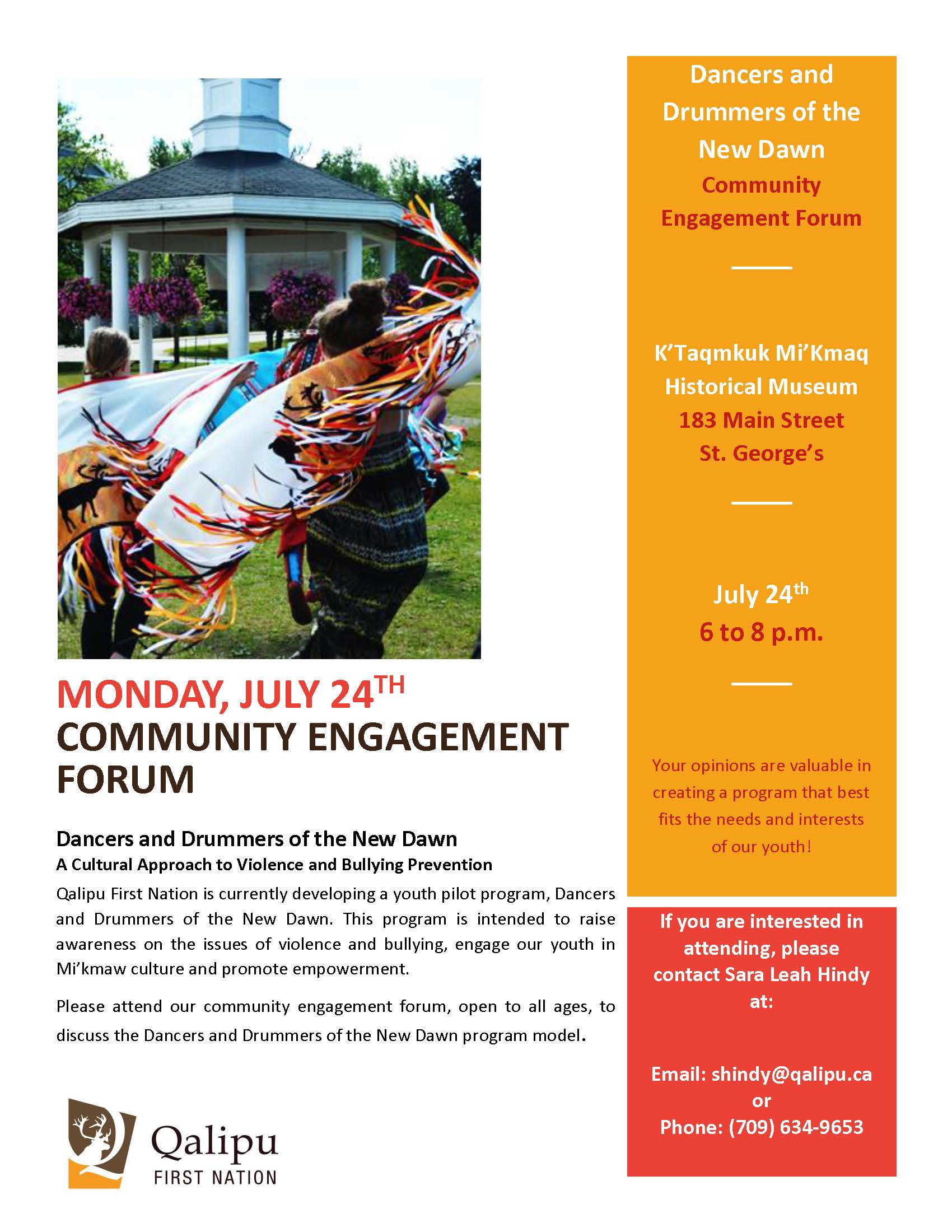 DDOND Community Engagement Poster