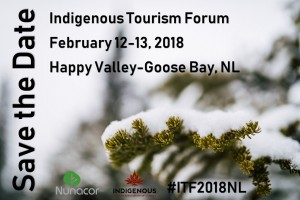 Save the Date Indigenous Tourism Forum