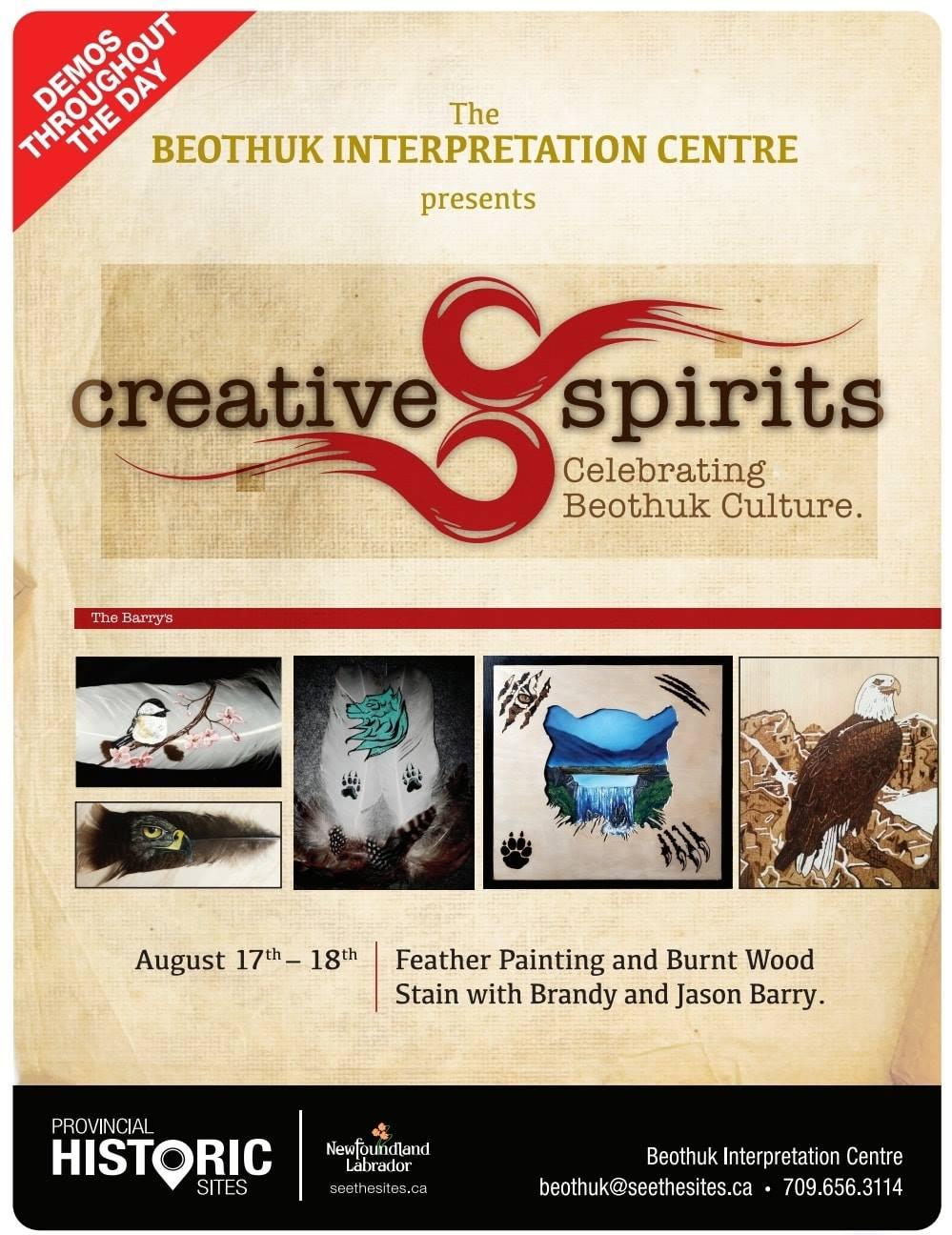 Creative Spirits