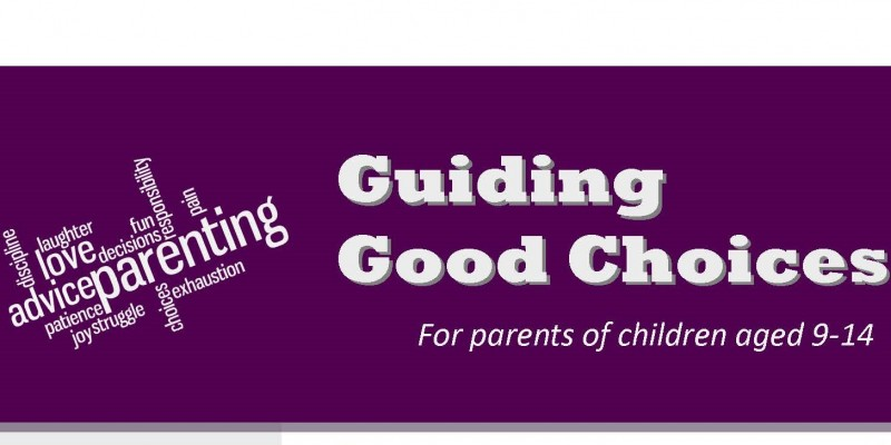 Guiding Good Choices _ Promo Poster 2018