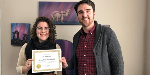 Bernie Hanlon Scholarship Winner 2018_edited