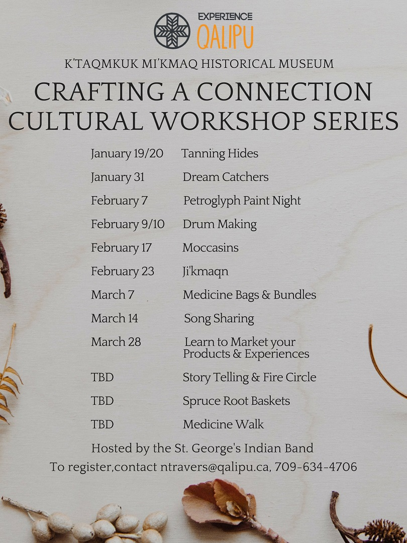 Cultural Workshop Series