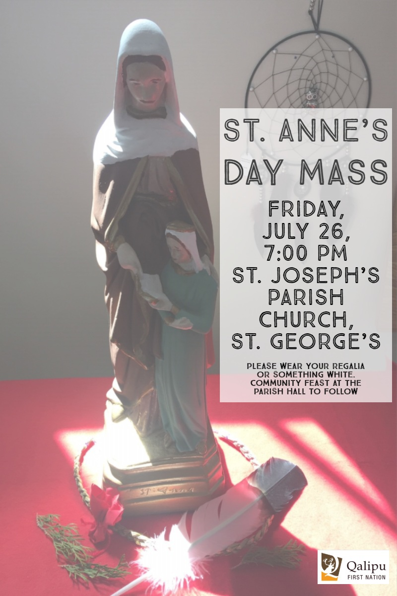 St. Anne's Day 2019 Poster