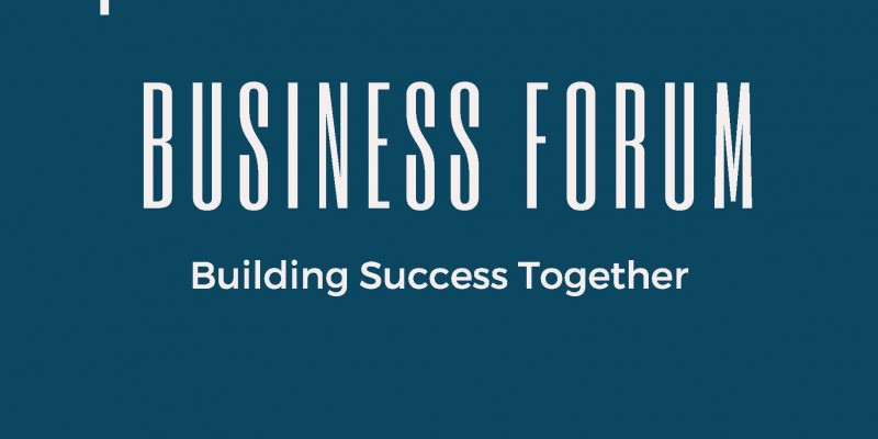 Business Forum Poster