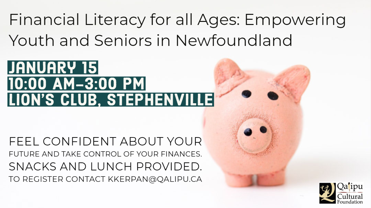 Financial Literacy Stephenville 2020