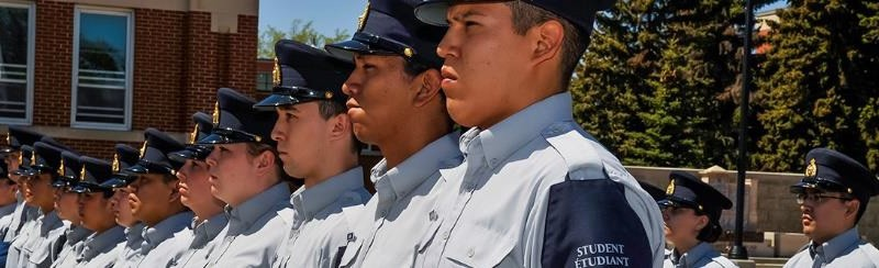 Indigenous Pre-Cadet Training Program
