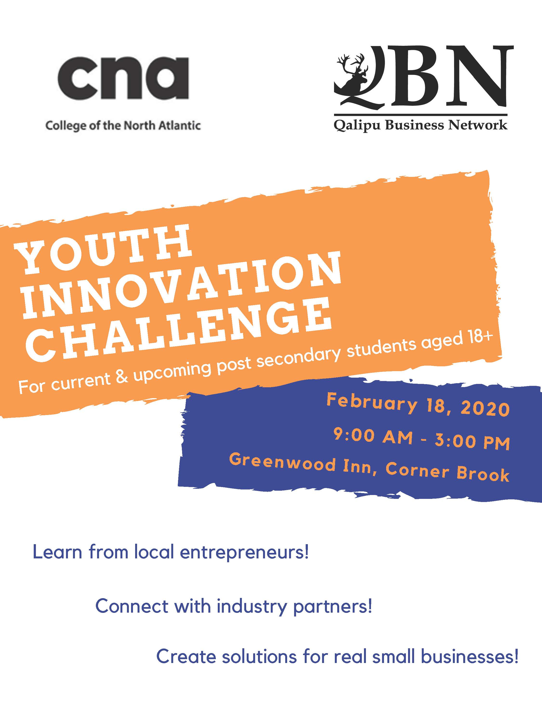 youth innovcation challenge poster