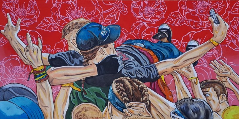 """Round Dance"" by Nelson White"
