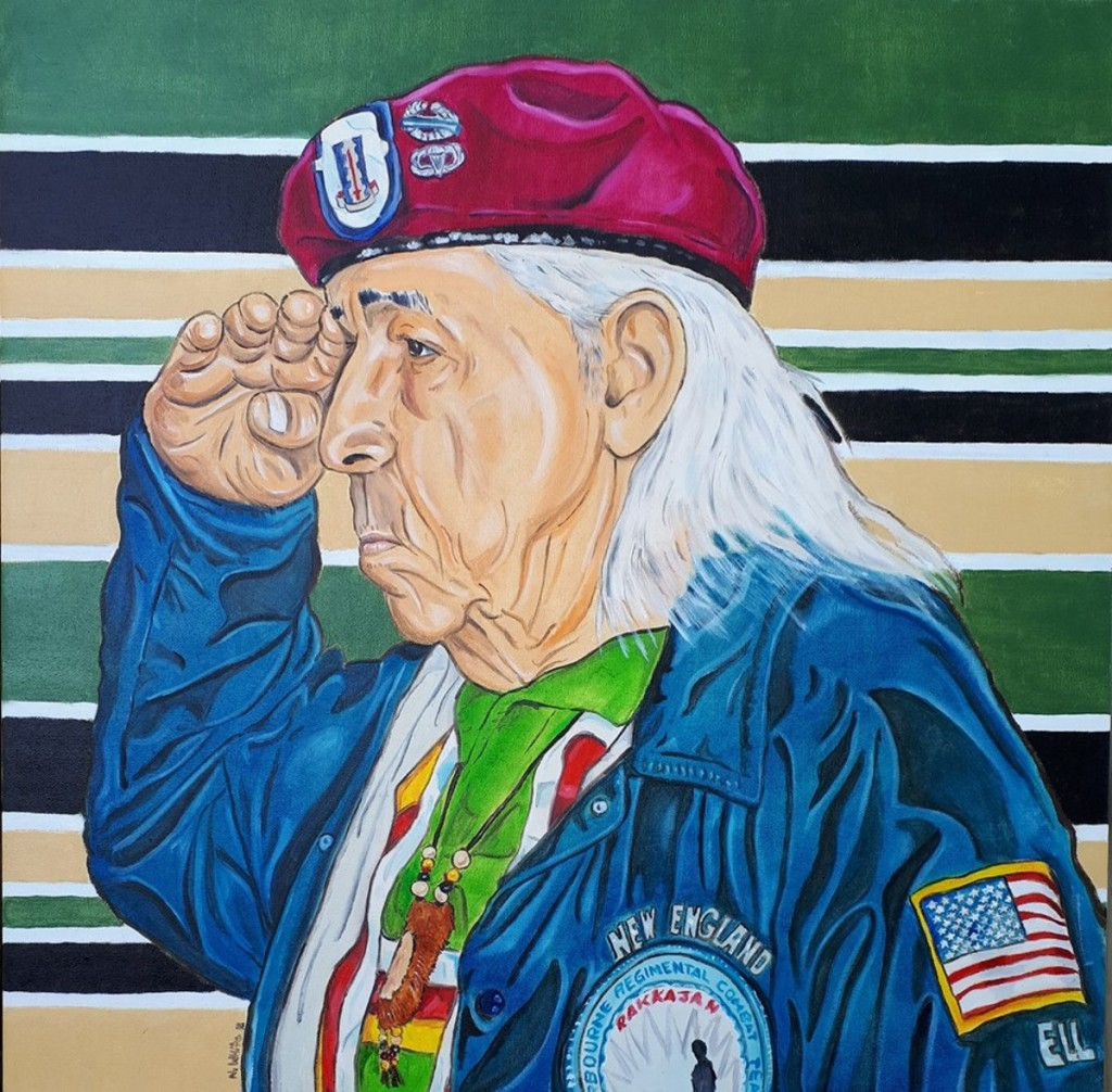 """Veteran Elder"" by Nelson White featuring Elder Elsworth Oakley"