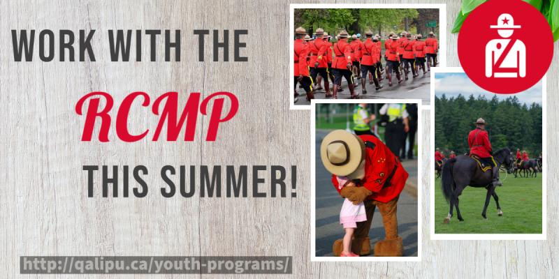 RCMP Summer Employment