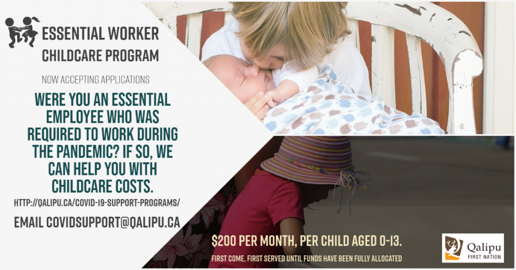 Essential Worker Childcare Program v2