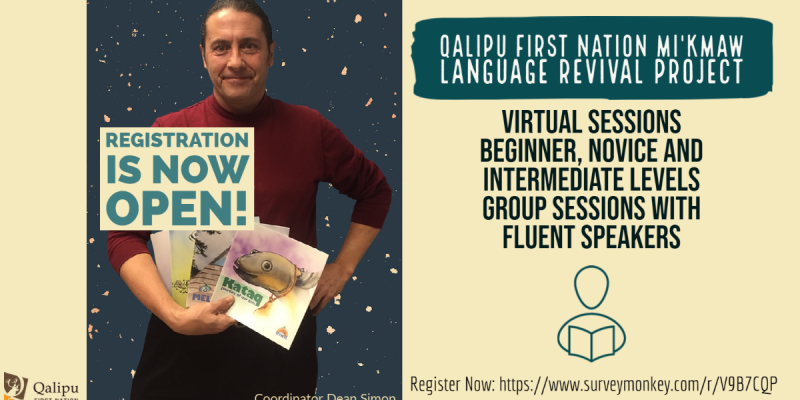 Language Revival registration
