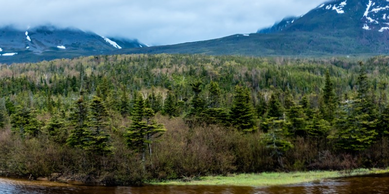 Gros Morne Mountain, Gros Morne National Park, Newfoundland, Canada