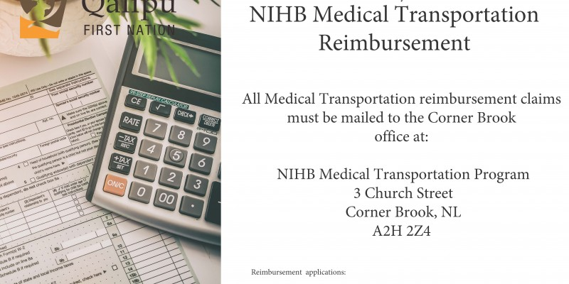 Medical Transportation Notice